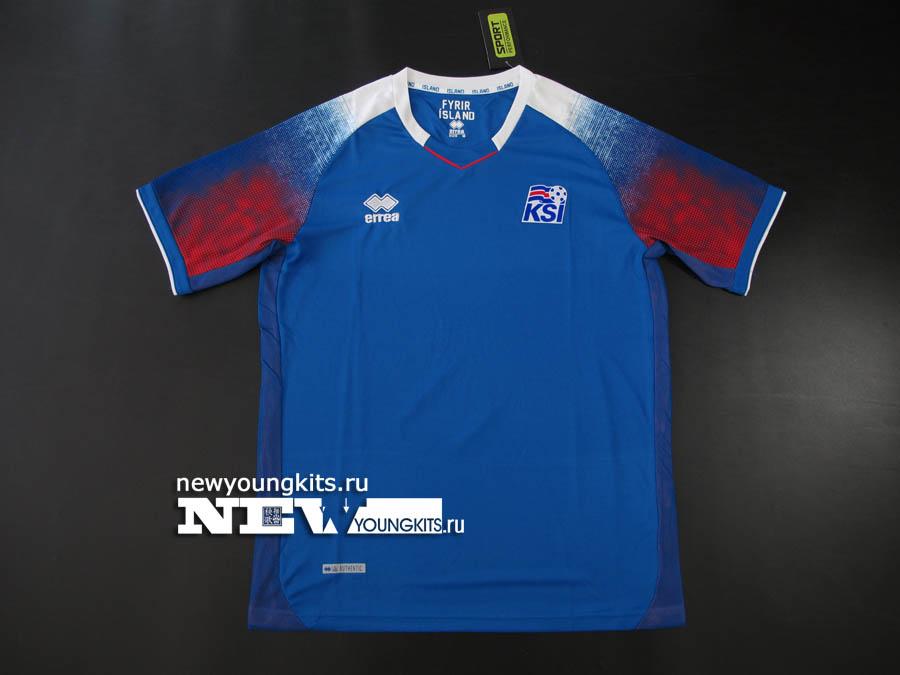 179aa0b8b 2018 World Cup Iceland home jersey -  17.00   newyoungkits.ru